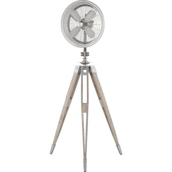 Triumph Oscillating Floor Fan by Quorum
