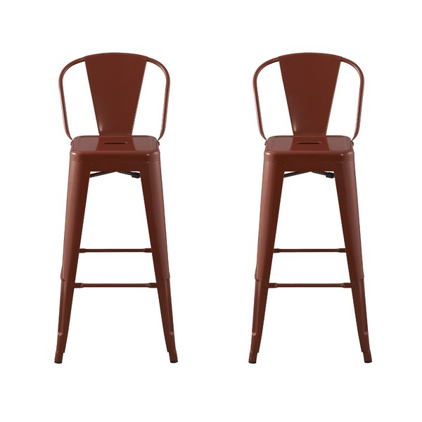 Carlisle 29 Bar Stool (Set of 2) by Ace Casual Furniture™