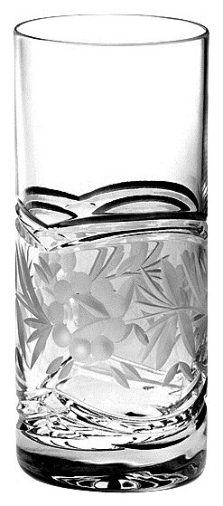 Victoria 14oz. Crystal Every Day Glasses (Set of 4) by Majestic Crystal