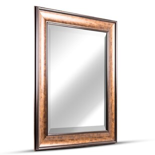 Charlton Home Wall Mirror