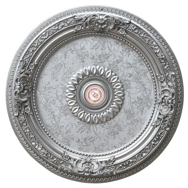 Antique Round Ceiling Medallion
