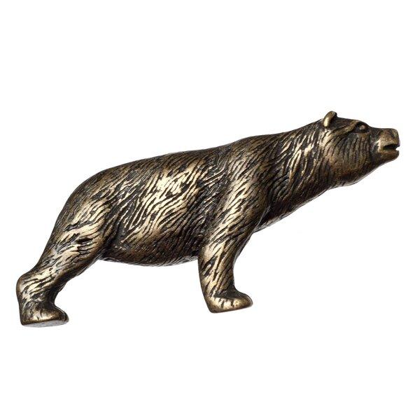 Bear Novelty Knob by Big Sky Hardware