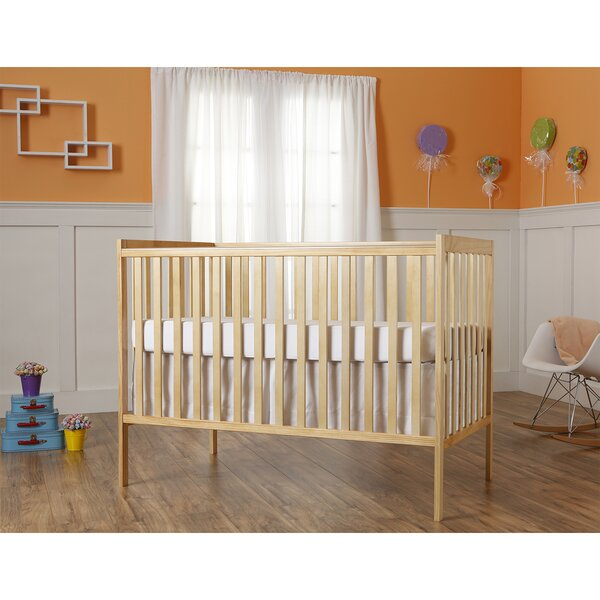 Synergy 3-in-1 Convertible Crib by Dream On Me