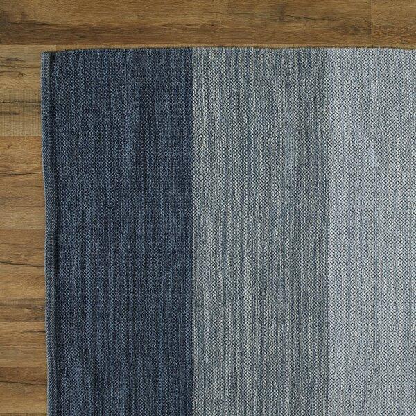 Jaya Sky Hand-Woven Area Rug by Birch Lane™