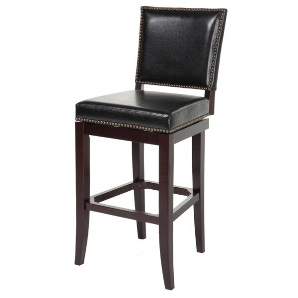 Porter 26 Swivel Bar Stool by Darby Home Co
