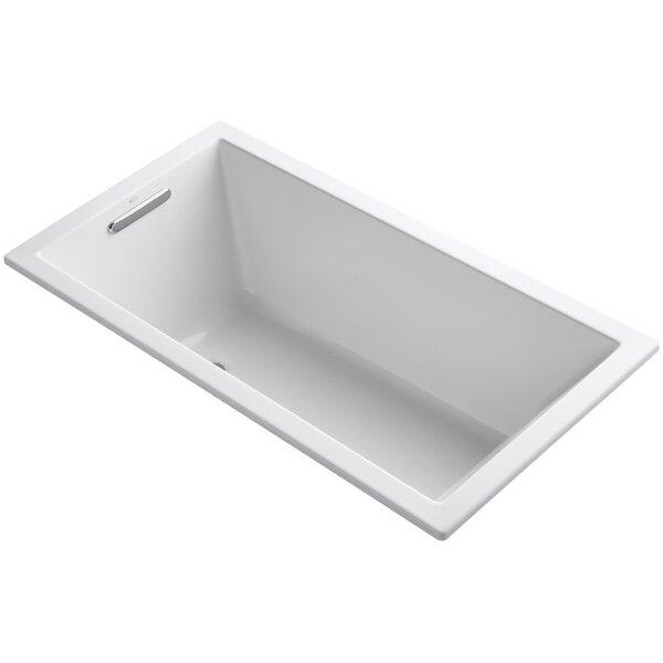 Underscore Vibracoustic 60 x 32 Soaking Bathtub by Kohler