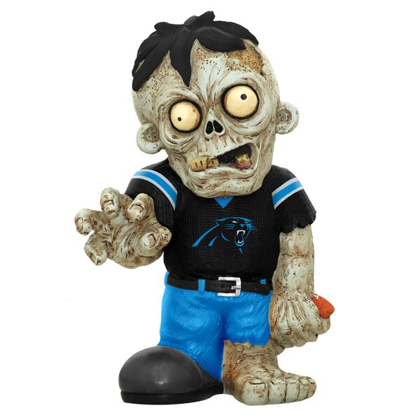 NFL Zombie Figurine Statue by Forever Collectibles