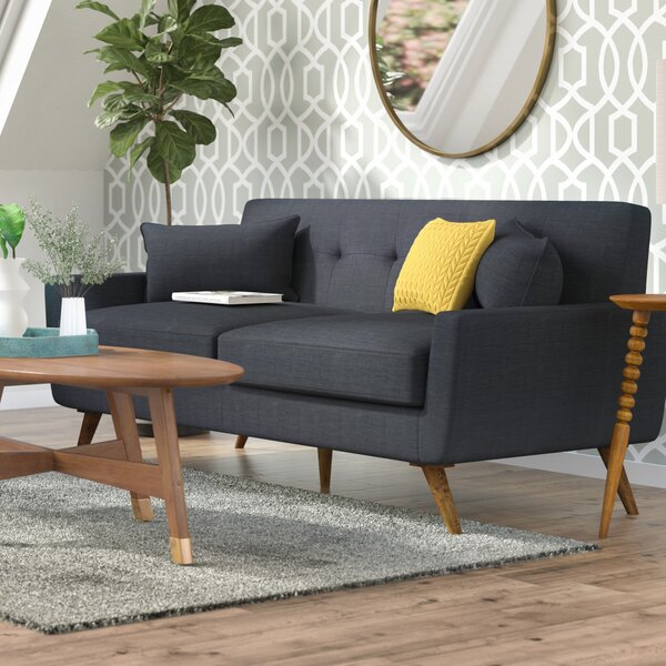 Get The Latest Norton St Philip Sofa by Mercury Row by Mercury Row