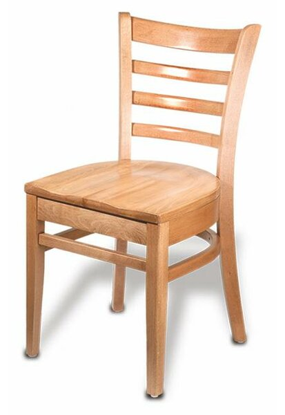 Carole Solid Wood Dining Chair by Holsag
