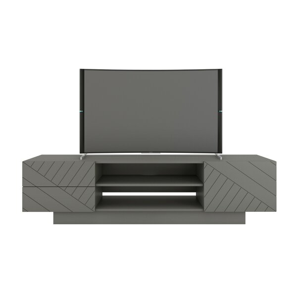 Iberia TV Stand For TVs Up To 85