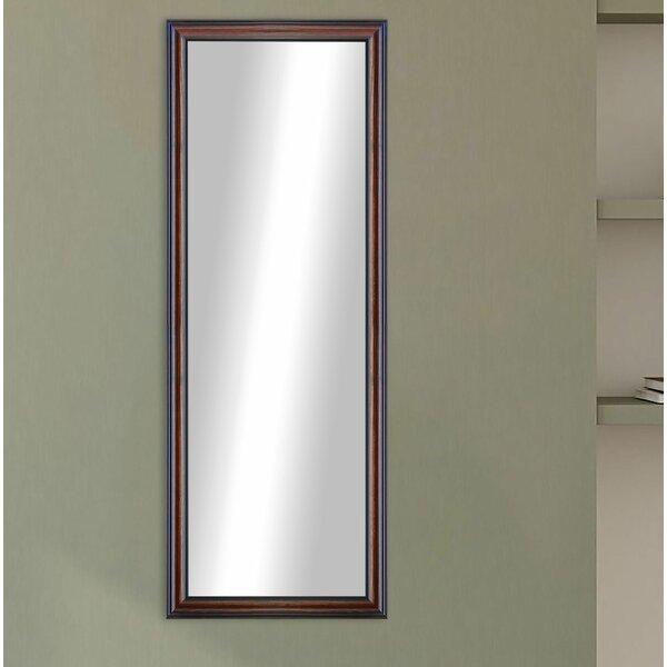 Kavanaugh American Walnut Full Length Body Mirror by Darby Home Co
