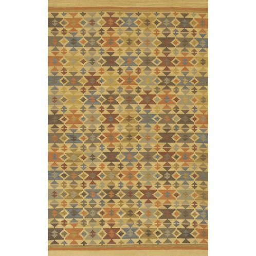 Cavisson Hand Woven Rug by Bloomsbury Market