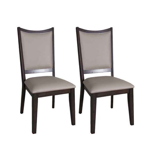 Shakira Side Chair (Set of 2) by Gracie Oaks