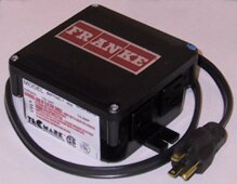 Waste Disposal Air Switch Controller by Franke
