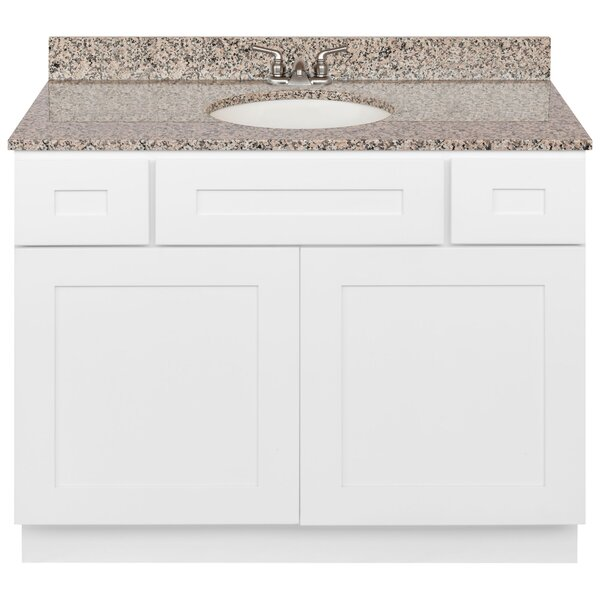 Stoltzfus 42 Single Bathroom Vanity Set by Winston Porter