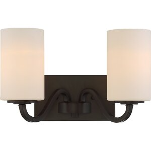 Tillson  2-Light Vanity Light