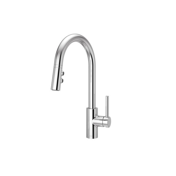 Stellen Pull Down Single Handle Kitchen Faucet by Pfister