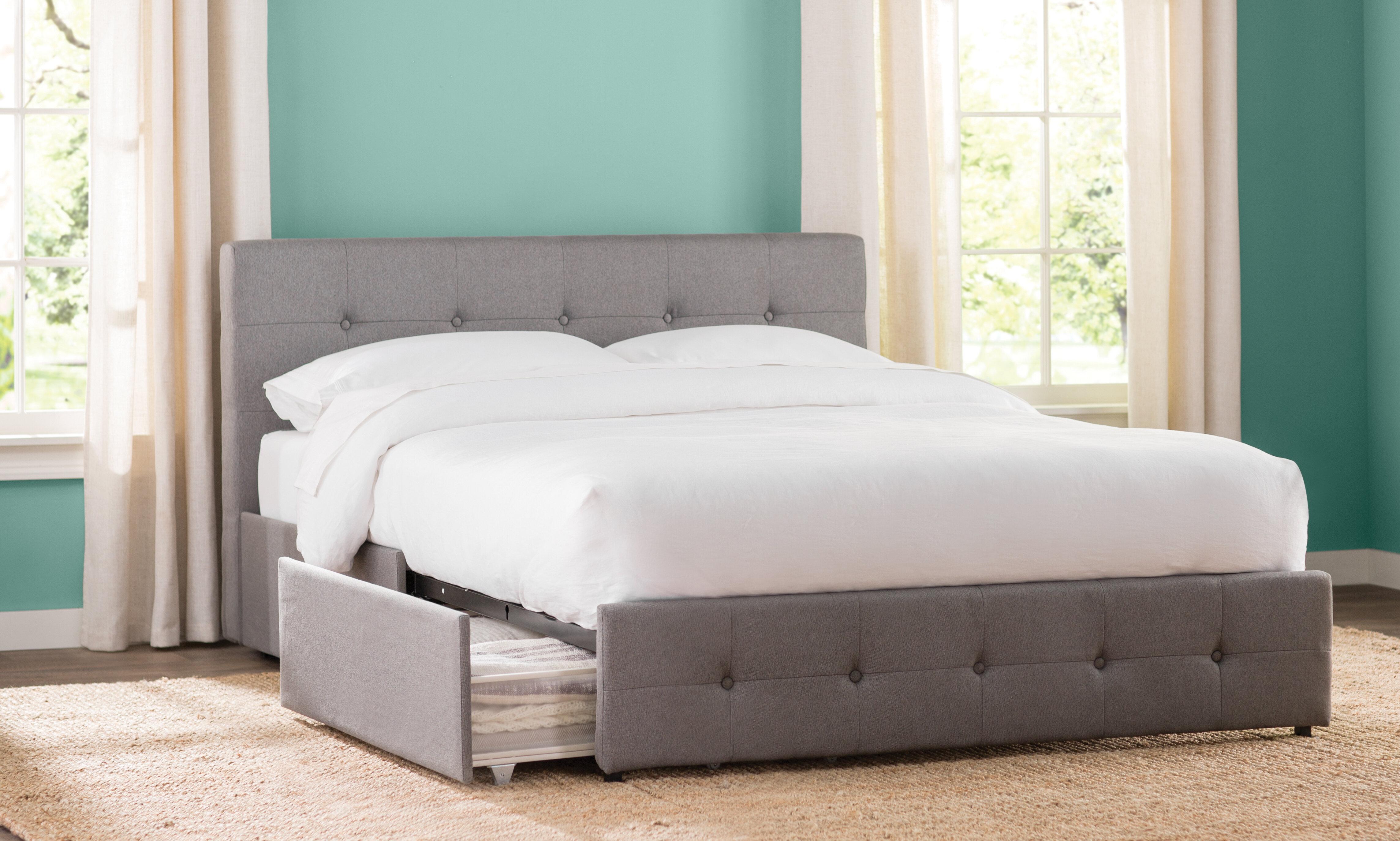 Superieur Winston Porter Houchins Upholstered Storage Platform Bed U0026 Reviews | Wayfair