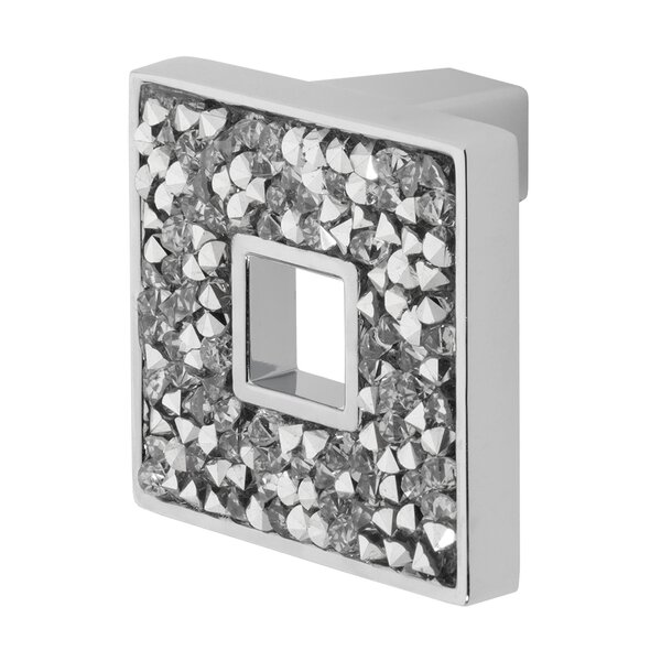 Carraway Square Knob by Wisdom Stone