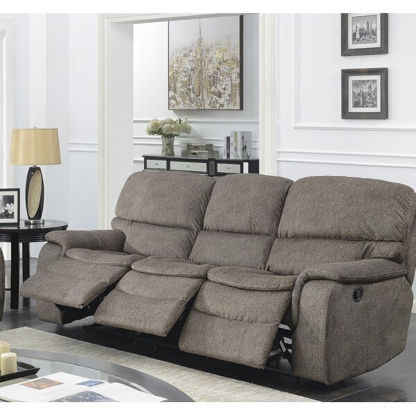 In Style Aidan Reclining Sofa New Seasonal Sales are Here! 65% Off