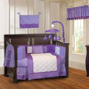Read Reviews Frank Minky Baby 10 Piece Crib Bedding Set ByHarriet Bee