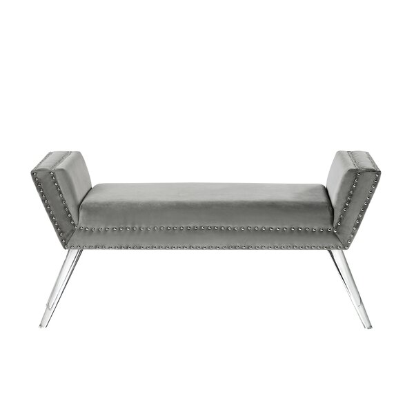 Moten Upholstered Bench by Mercer41
