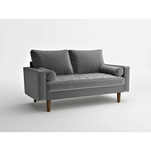 Woodell Loveseat By Mercer41