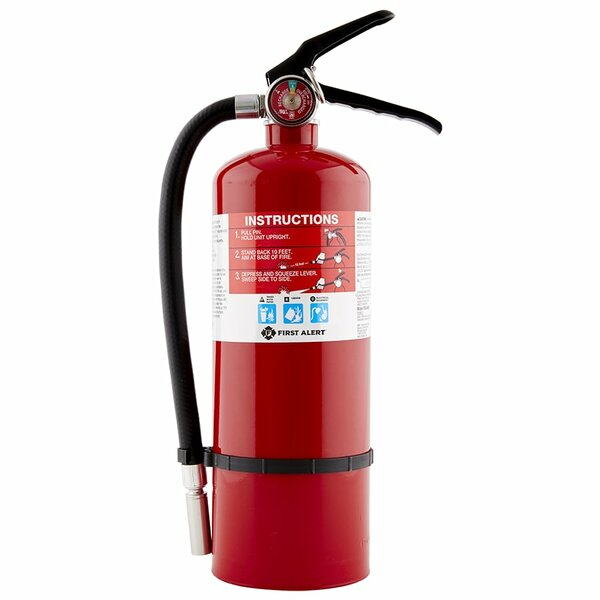 US Coast Guard ABC For Household Fire Extinguisher