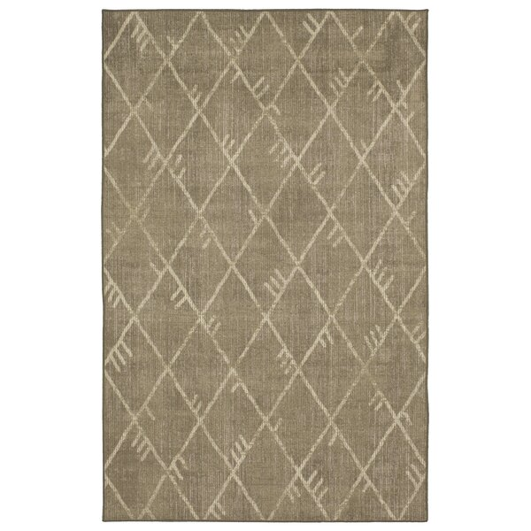Madrid Beige Area Rug by Union Rustic