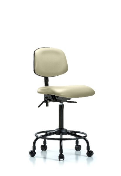 Sky Round Tube Base Ergonomic Office Chair by Symple Stuff