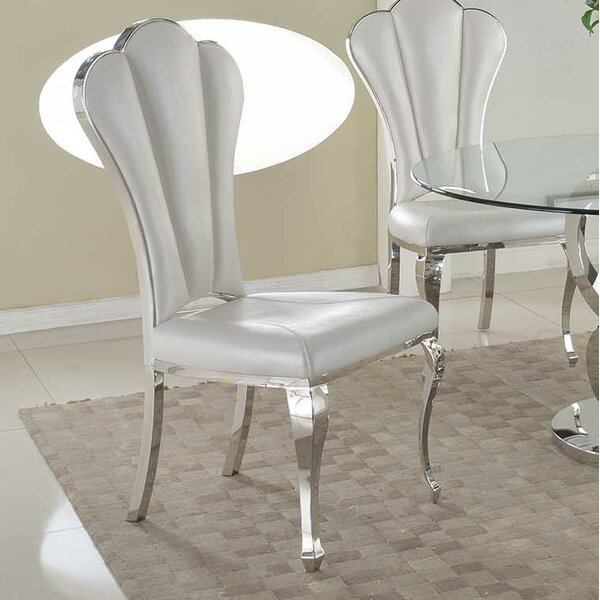 Geir Upholstered Dining Chair (Set of 2) by Willa Arlo Interiors