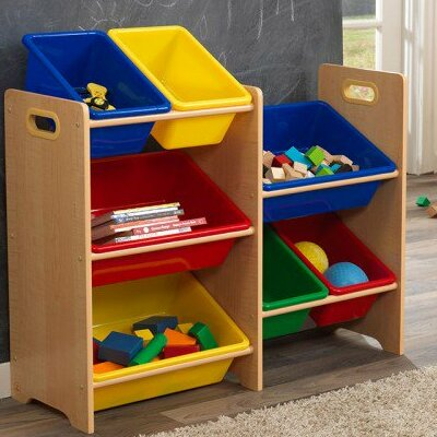 Storage Toy Organizer by KidKraft
