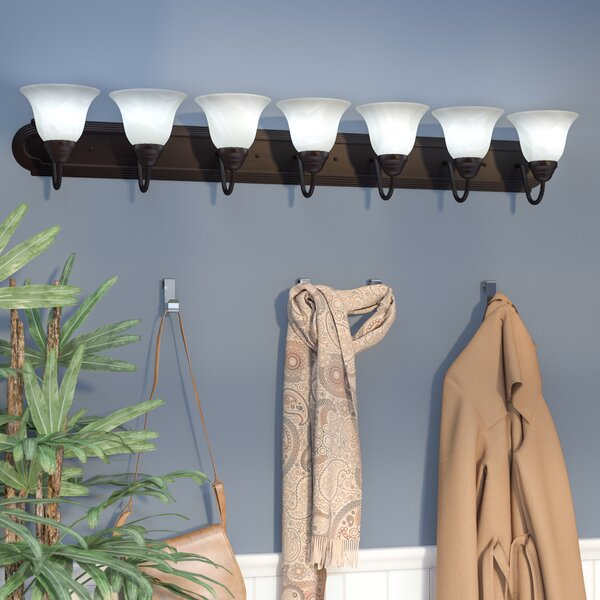Gurney 7-Light Vanity Light by Three Posts