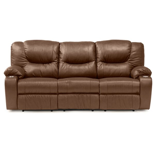 Chic Dugan Reclining Sofa by Palliser Furniture by Palliser Furniture