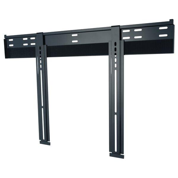 Slimline Ultra-Thin Fixed Universal Wall Mount for 40 to 80 Flat Panel Screens by Peerless-AV