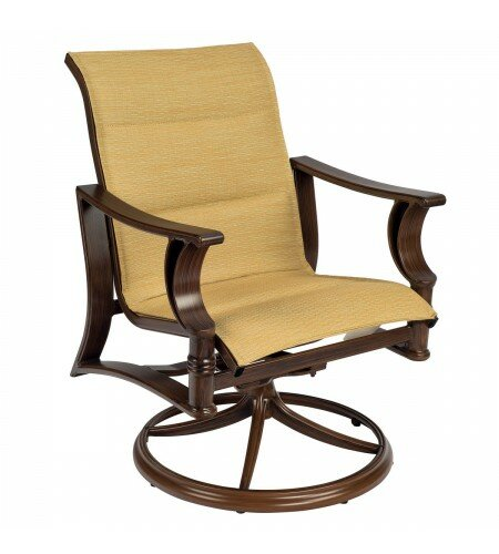 Arkadia Padded Rocking Chair (Set of 2) by Woodard