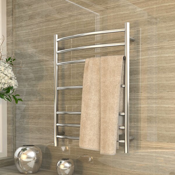 Gown Wall Mount Electric Towel Warmer by ANZZI