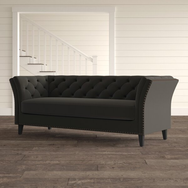 Gilmore Chesterfield Sofa by Mistana