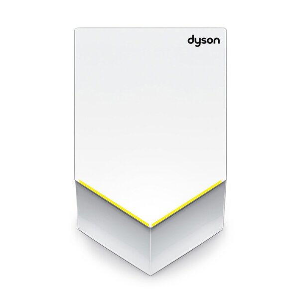 V Model HU02 110-127 Volt Hand Dryer in White by Dyson