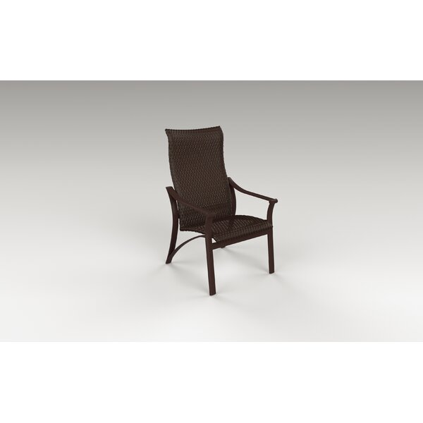 Corsica Patio Dining Chair by Tropitone