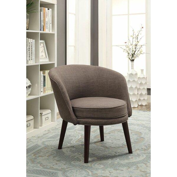 Ecklund Barrel Chair by Corrigan Studio