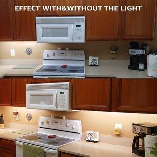 kitchen undercabinet lighting hardwired quickview under cabinet lighting youll love wayfair