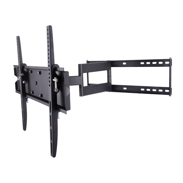TygerClaw Full Motion Wall Mount for 42-83 Flat Panel TV by Homevision Technology