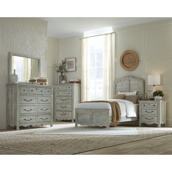 Best Choices Jeffery Standard Configurable Bedroom Set By Ophelia & Co. 2019 Sale