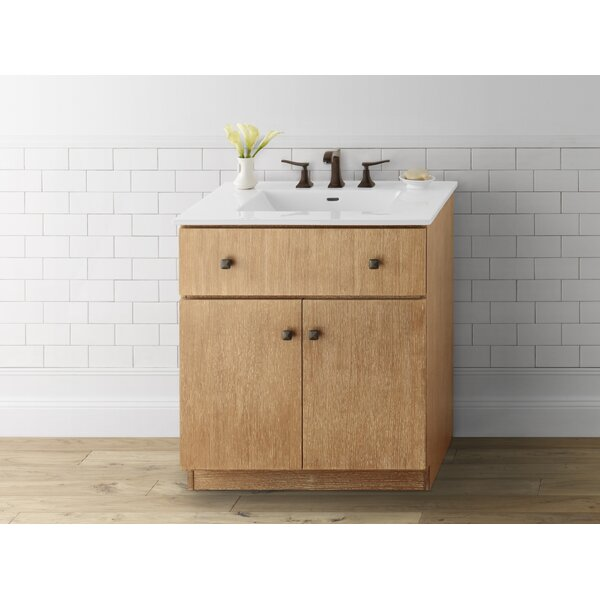 Amberlyn 30 Single Bathroom Vanity Set by Ronbow