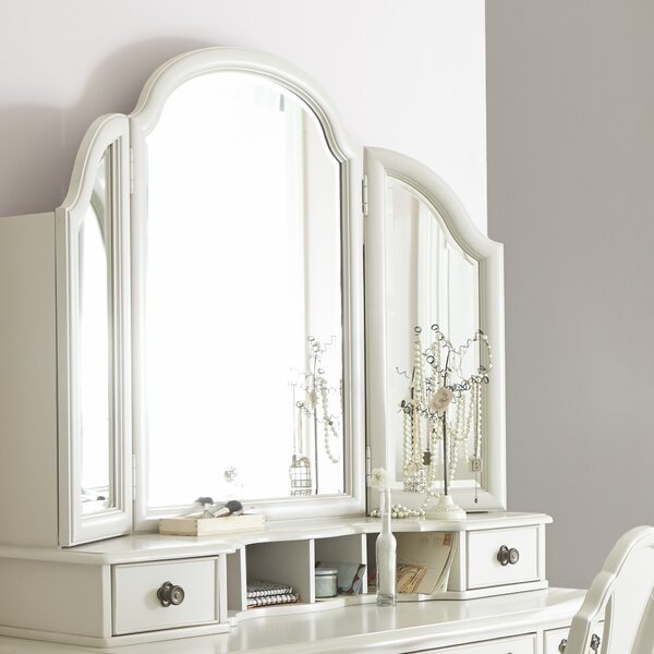 Inspirations by Wendy Bellissimo Crowned Top Mirror by Wendy Bellissimo by LC Kids