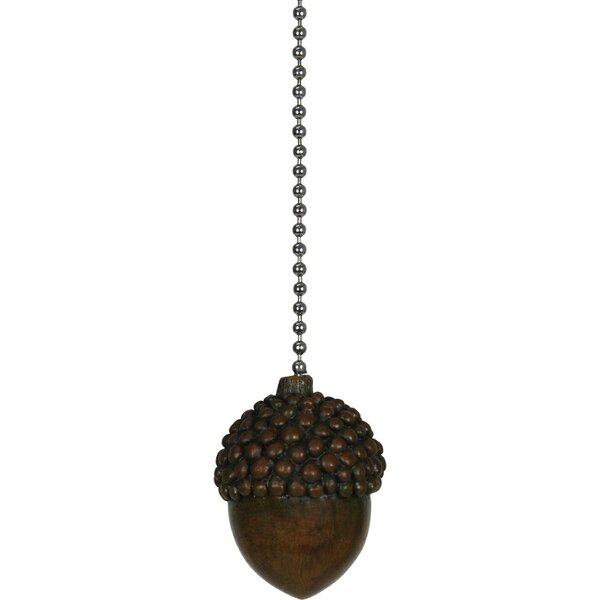 Acorn Fan Pull by American Expedition