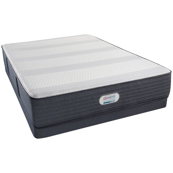 Beautyrest Platinum 13 Plush Hybrid Mattress and Box Spring by Simmons Beautyrest