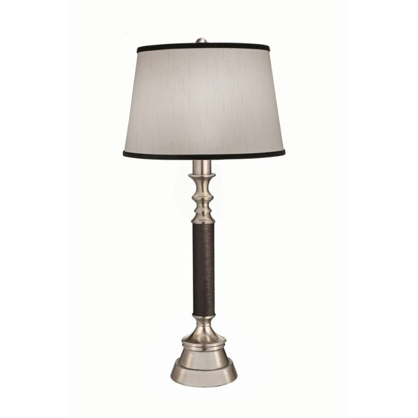 Derrick 32 Table Lamp (Set of 2) by Charlton Home