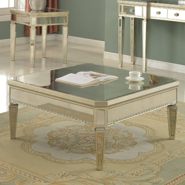 Felicia  Coffee Table by Willa Arlo Interiors